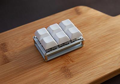 Cookpad Pad 2 という自作キーボードノベルティをつくった話 - クックパッド開発者ブログ