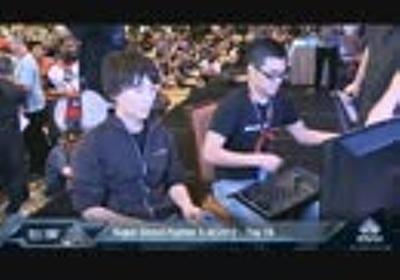 【世界最大規模格ゲー大会】 ウメハラが見せた神試合【Evolution 2012】