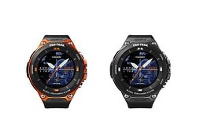 blog of mobile » Blog Archive » カシオ計算機がAndroid Wear 2.0を搭載したCASIO Smart Outdoor Watch WSD-F20を発表、日本でも発売