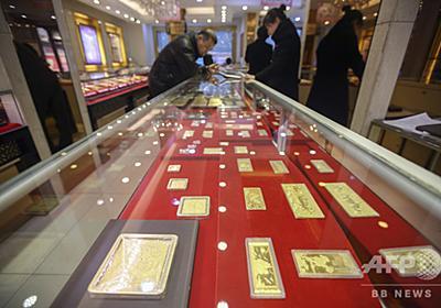 中国金保有世界第6位、産出量も13年連続世界首位  写真1枚 国際ニュース:AFPBB News