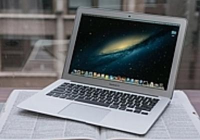 アップルの13インチ新「MacBook Air」レビュー--1.4GHz「Core i5」搭載で新価格 - CNET Japan