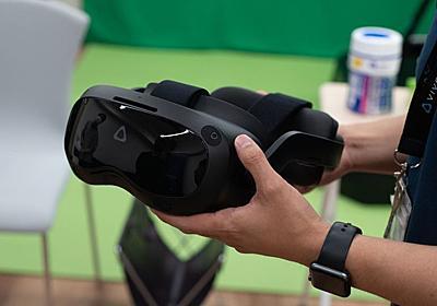 踊りたくなっちゃうほど画質がいいVR:HTC「VIVE Focus 3」   ギズモード・ジャパン