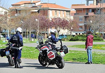 イタリア 死者4825人に 外出規制さらに厳しく | NHKニュース