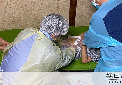 自宅療養者4週間で4倍 大阪は感染者急増に追いつかず [新型コロナウイルス]:朝日新聞デジタル