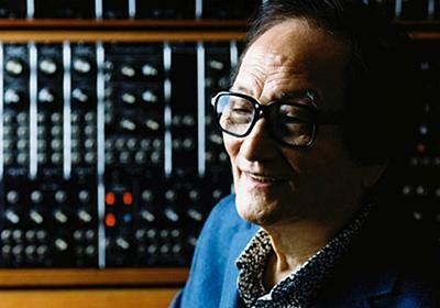 冨田勲、最初期の貴重音源が初CD化。ジャケットワークは宇川直宏 | BARKS