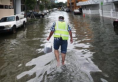 米国のネットインフラは、あと15年で「水没」する:研究結果|WIRED.jp