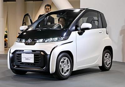 EV電池を家庭で再利用 トヨタ、蓄電に使いやすく  :日本経済新聞