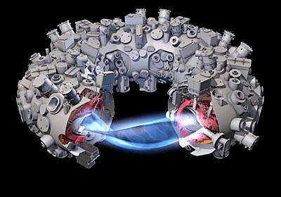 新型核融合炉「ヴェンデルシュタイン 7-X」初起動、ヘリウムプラズマの生成に成功 - GIGAZINE