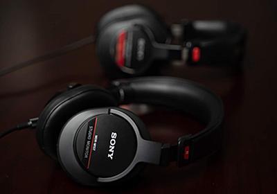 【レビュー】伝説のモニターヘッドフォン再び、ソニー「MDR-M1ST」を「CD900ST」と聴き比べる - AV Watch