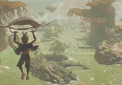 突如公開された謎のゲーム『Towers』のプロトタイプ映像がすごい。『ゼルダの伝説 BotW』や『モンハン』を彷彿とさせる世界 | AUTOMATON