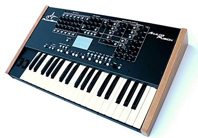 FingerSonic Announced AnalogFusion New Hybrid Polyphonic Synthesizer