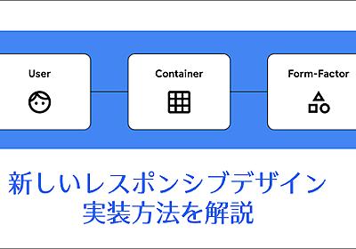 CSSの進化がすごすぎる!新しいレスポンシブデザインの実装方法を解説 | コリス