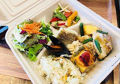 ランチビュッフェで料理を取るときの教訓 : Blog @narumi