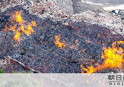 火災でウイスキー1300万本分、川に流出 魚に被害も:朝日新聞デジタル
