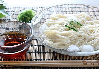 日本一美味しい「そうめん」とは?贅沢なそうめんの選び方と最高の食べ方 | Precious.jp(プレシャス)