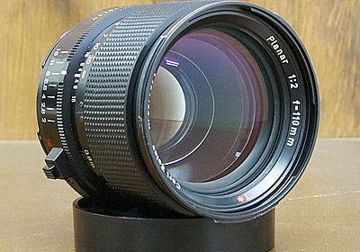 SX-70 FOREVER Blog : 110mm F2が入荷!