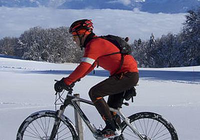 なぜ冬になると自転車のスピードはなかなか上がらなくなってしまうのか? - GIGAZINE