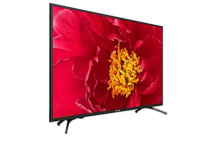50型で約5万円、ハイセンスの4K液晶TVスタンダードモデル「F60E」 - AV Watch