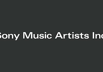 トップ | Sony Music Artists