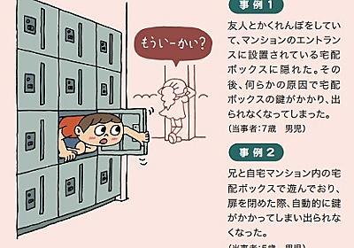 宅配ボックスに子どもが閉じ込められる事故 国民生活センターが注意喚起 - ねとらぼ