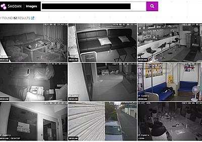 監視カメラに潜むアクセス制御の不備(監視カメラ怖い😖) __aloha__ note