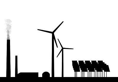 ヨーロッパ各国の発電方法が18年間でどう変わったのか…ひと目でわかるグラフ:らばQ