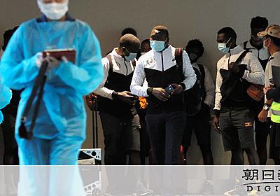ウガンダ選手新たに感染 成田から移動、当初から疑問も - 東京オリンピック:朝日新聞デジタル