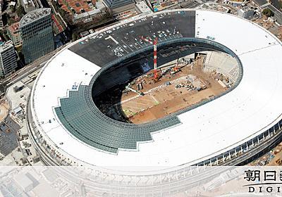 東京五輪、建設現場は「危険な状況」労組国際組織が指摘:朝日新聞デジタル