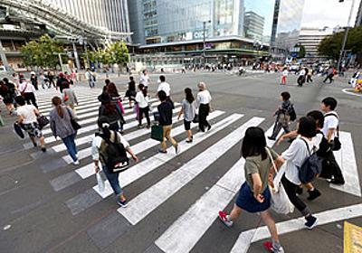 横断歩道、減る「通りゃんせ」 音響信号「ピヨピヨ」化:朝日新聞デジタル