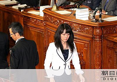 二階氏「大げさ、この程度の発言で」 杉田水脈氏ら巡り:朝日新聞デジタル