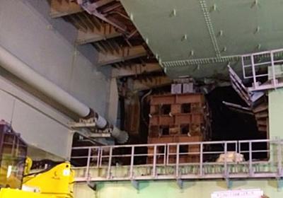 関空連絡橋、橋桁撤去はこう進んだ  :日本経済新聞