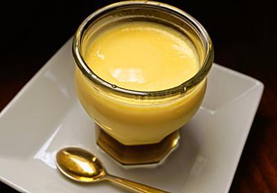 タダごとではない旨さのプリンの作り方 - はらぺこグリズリーの料理ブログ