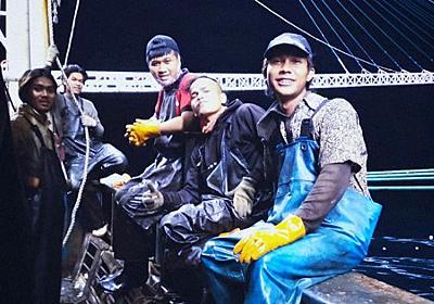 中国漁船から逃げ出したインドネシア人青年 | 東南アジア探訪記 | 武内彩 | 毎日新聞「政治プレミア」