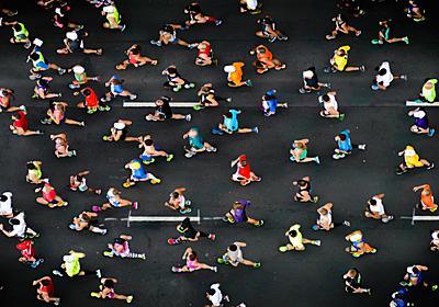 なぜか心をざわつかせる「マラソン社員」から何を学ぶのか (1/3) - ITmedia ビジネスオンライン