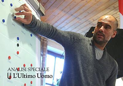 ウルティモ・ウオモ戦術用語辞典 #7「ポジショナルプレー」 | footballista