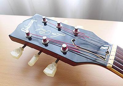 [エレキギター弦] 赤い飾り糸がカッコいいROTOSOUND RED LIONレビュー   ギター改造ネット