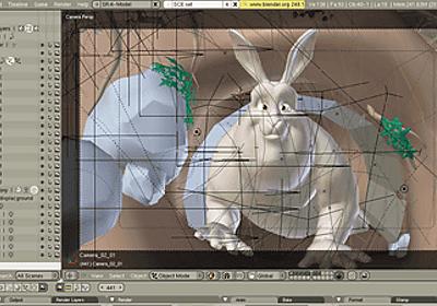 「アサシン クリード」「Far Cry」のUbisoftアニメ部門がメインツールにBlenderを採用、開発への積極的な支援も - GIGAZINE