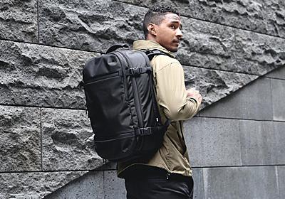 旅行や出張、通勤やジム通いにも。いつでも持ち歩きたい機能を備えたバックパック | ライフハッカー[日本版]