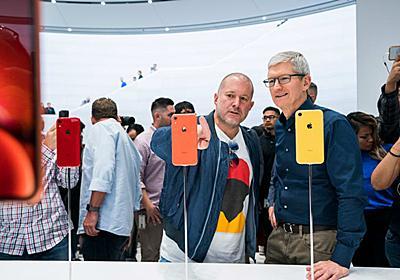 アップルのジョニー・アイブが退社、独立へ。iPhone や iMacを手がけた最高デザイン責任者 - Engadget 日本版