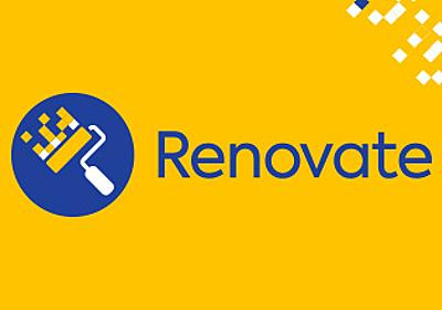 Renovate ではじめる依存関係更新の自動化 - Tech Blog - Recruit Lifestyle Engineer
