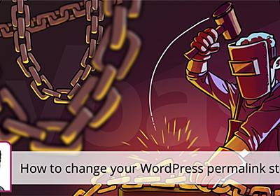Why you should change your WordPress permalink structure • Yoast