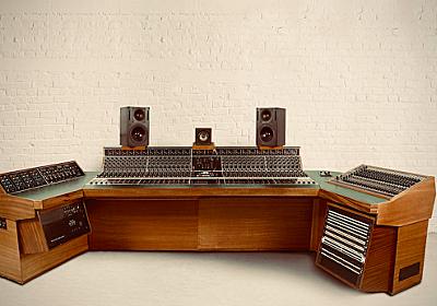 レッドツエッペリンの天国への階段に使用された録音用コンソールが競売に : カラパイア