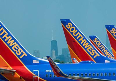アメリカサウスウエスト航空 食事するためにマスクをはずし客に対して降りるように命令   ゴゴ通信