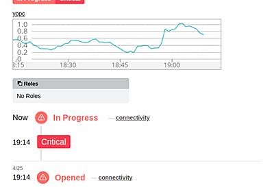 ローカルPCをMackerelで監視したら結構便利で面白い - YOMON8.NET