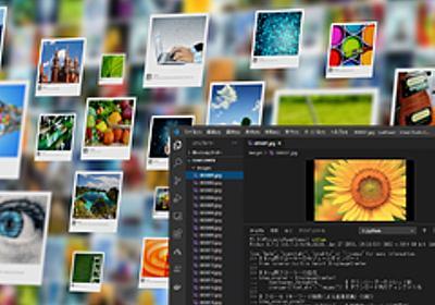 画像データをキーワード検索で効率的に収集する方法(Python「icrawler」のBing検索):AI・機械学習のデータセット辞典 - @IT