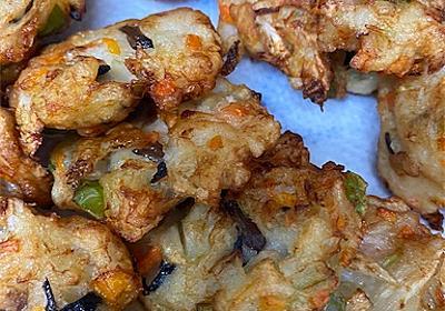 自家製さつま揚げ&長芋といくら、鯛の塩焼き、豆腐と海老の銀餡 - temahime's blog