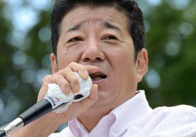 """松井一郎(大阪市長) on Twitter: """"帰ってきた民主党はウルトラマンに失礼なので撤回します。やっぱり民主党、そもそも民主党、元々民主党って事ですね。 https://t.co/3FZ7y1wZRt"""""""