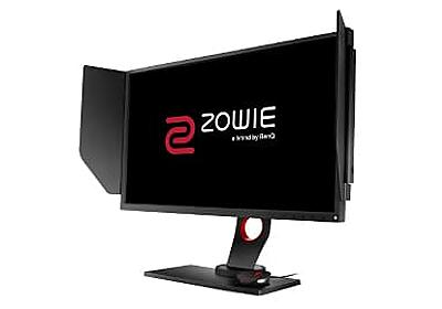 ZOWIE、240Hz駆動のゲーミング液晶「XL2546」 - PC Watch