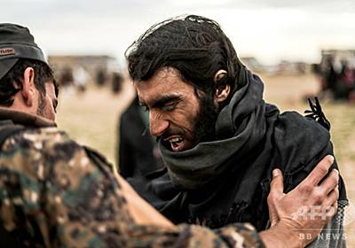 シリアのクルド当局、IS戦闘員裁く国際法廷の設置要求 米は出身国への送還を主張 写真3枚 国際ニュース:AFPBB News
