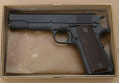 さて今日はGTAシリーズの銃でも貼っていくか:哲学ニュースnwk